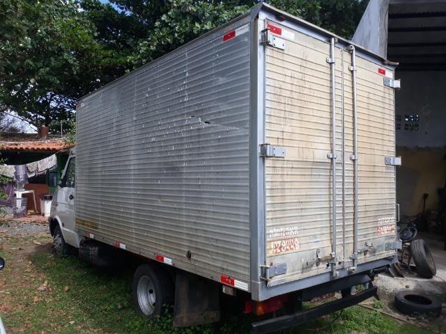 Caminhão Bau Iceco Dayli 3510 2003 - Foto 4