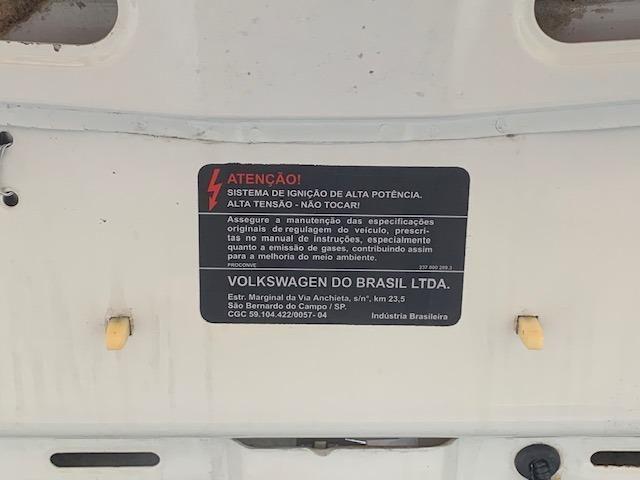 Kombi 2005 12.000km rodados Ambulancia Reliquia Raridade Unica - Foto 16