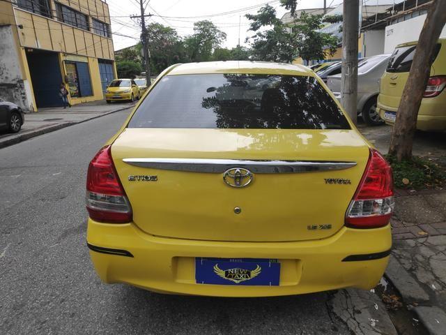 Ex Táxi - Etios Sedan Xs 1.5 2014 Aprovação Imediata - Foto 6