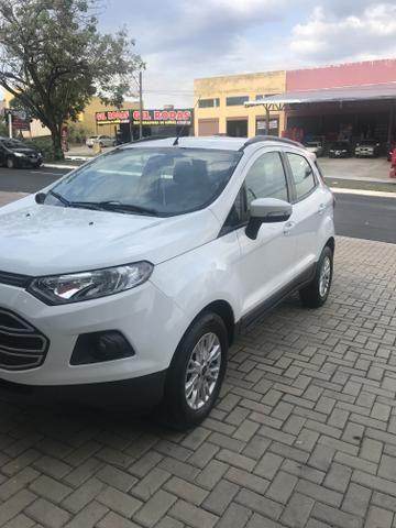Ford Ecosport SE 16/17 AT, 1.6 Flex Branca