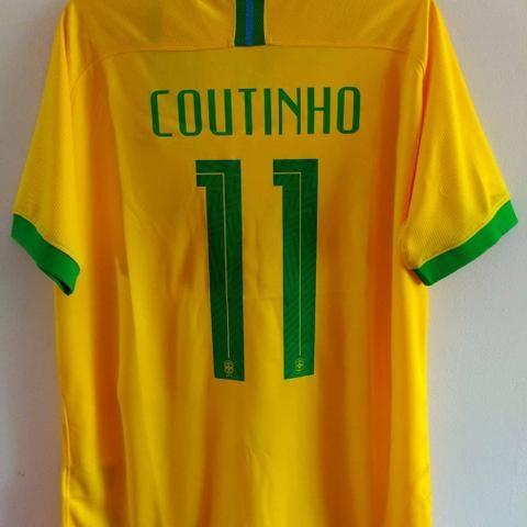 Camisa Times - Brasil