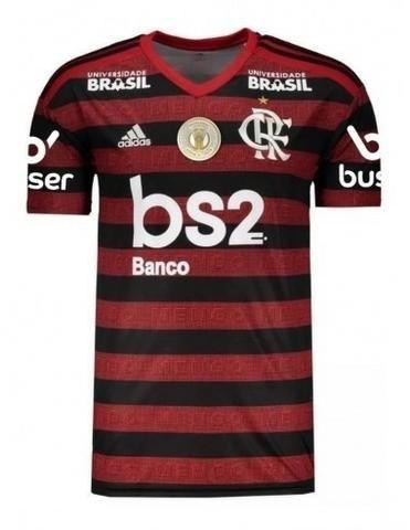 Camisa oficial de jogo do flamengo! Original! - Foto 5