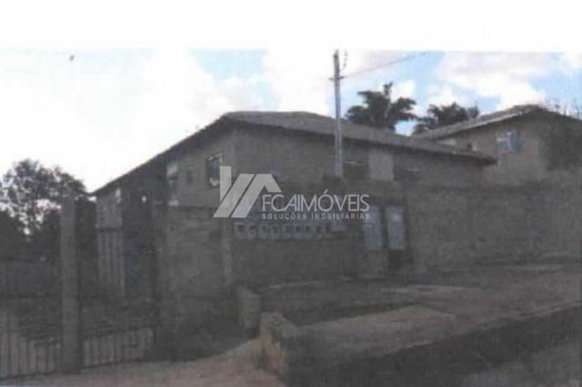 Apartamento à venda com 2 dormitórios em Parque napolis a, Cidade ocidental cod:350849