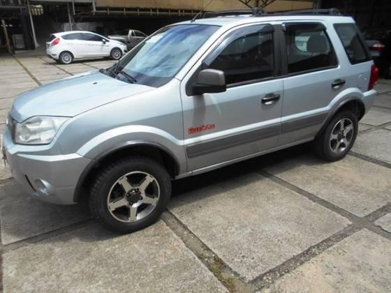 FORD ECOSPORT 2008/2008 1.6 XLT 8V FLEX 4P MANUAL - Foto 3