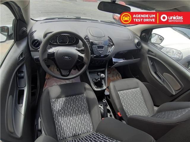 Ford Ka + 1.5 se 16v flex 4p manual - Foto 7