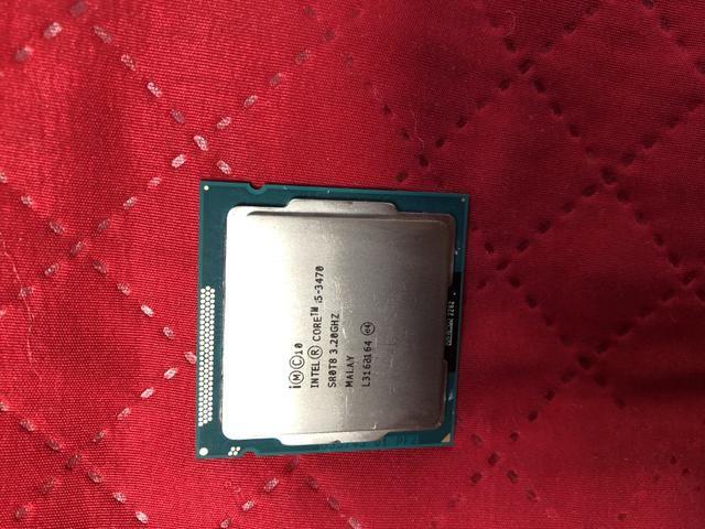 Processador i5. 3470 - 3.20 ghz - Foto 2