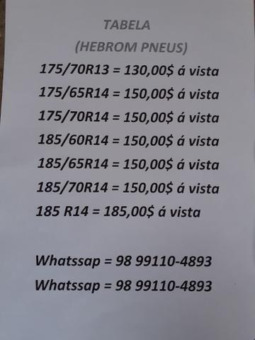 Pneu tabela organizada ## 1 ano de garantia #zap zap - Foto 2