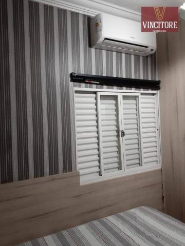 Casa com 2 dormitórios à venda, 107 m² por R$ 275.000 - Jardim Terras de Santo Antônio - H - Foto 11