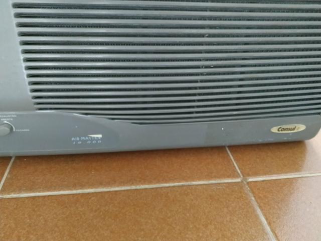 Baixei o valor Ar condicionado de janela 10 mil BTUs Consul - Foto 3
