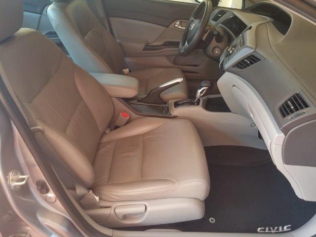 Honda Civic 2014 Lxr 2.0 16v flexone Automático - Foto 10
