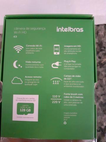 Câmera ic3 intelbras - Foto 4