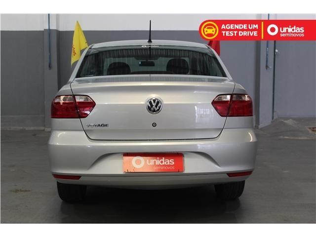 Volkswagen Voyage 1.6 msi totalflex 4p manual - Foto 6