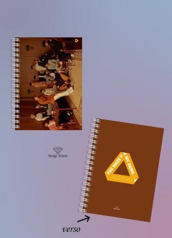 Cadernos Kpop Personalizado - Foto 3