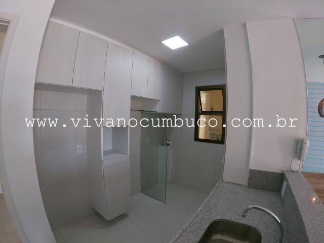Apartamento no condomínio VG Sun Cumbuco Semi mobiliado - Foto 8