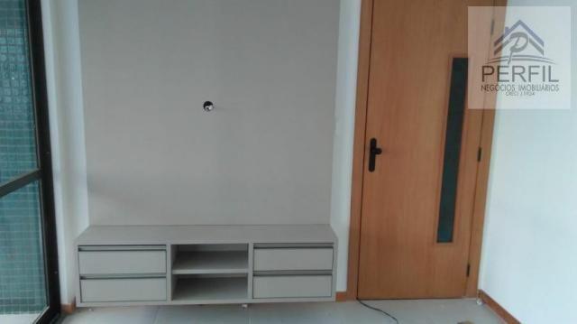Apartamento para locação em salvador, graça, 2 dormitórios, 2 suítes, 4 banheiros, 2 vagas - Foto 7