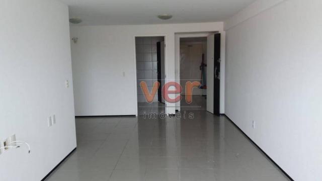 Apartamento com 3 dormitórios para alugar, 112 m² por R$ 1.450/mês - Engenheiro Luciano Ca - Foto 13