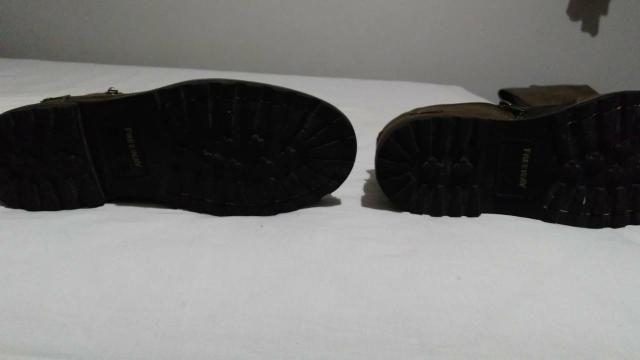 Dois pares de botinha masculina - Foto 6