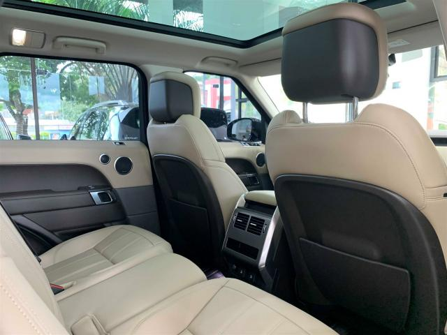 LAND ROVER RANGE ROVER SPORT 2018/2019 3.0 SE 4X4 V6 24V BITURBO DIESEL 4P AUTOMÁTICO - Foto 15