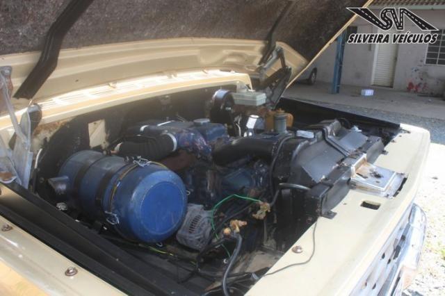 Chevrolet d10 1980 4.0 custom s cs 8v diesel 2p manual - Foto 10