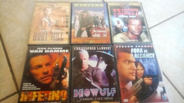 Dvd's originais. Filmes clássicos pt. 4 - Foto 2