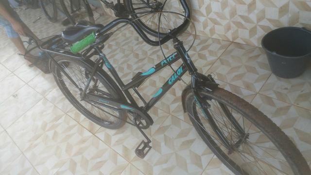 Vendo essa bicicleta ta tudo novo so hj