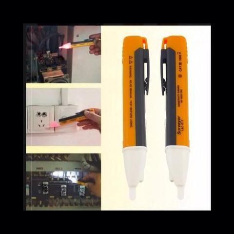 Chave teste indução / detector corrente elétrica