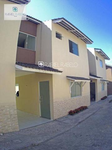 Casa duplex em condomínio no Eusébio - Foto 7