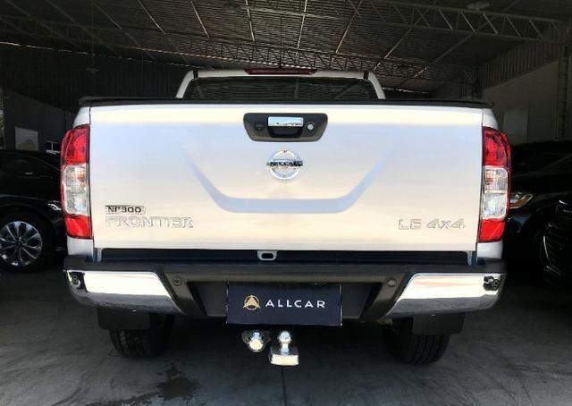 Nissan Frontier LE CD 4x4 2.3. Prata 2017/17 - Foto 3