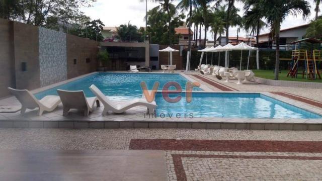 Apartamento com 3 dormitórios para alugar, 112 m² por R$ 1.450/mês - Engenheiro Luciano Ca - Foto 4