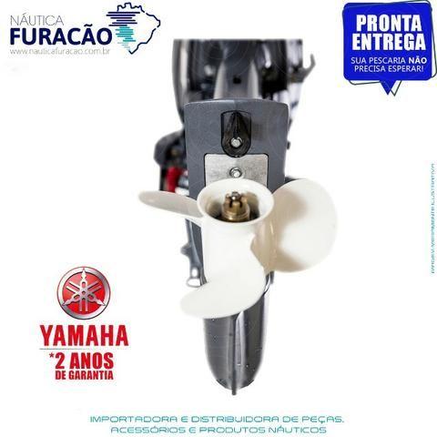 Motor de Popa Yamaha 30hp M - Foto 5