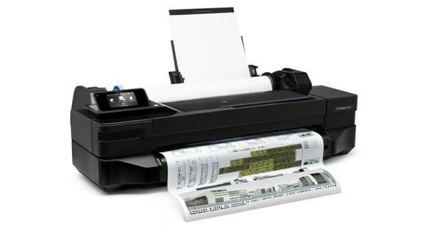 Plotter HP T120 - Foto 3