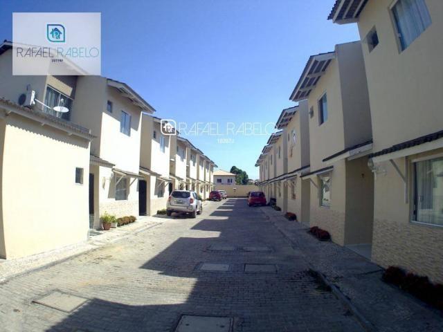 Casa duplex em condomínio no Eusébio - Foto 4