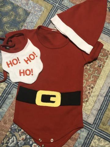 Body de Natal