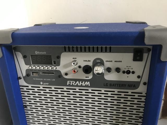 Caixa Som Frahm - Foto 2