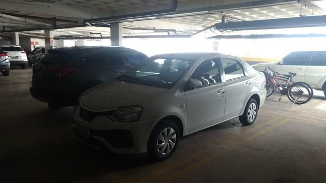 Toyota Etios XS sedan