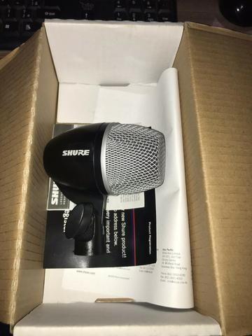 Microfone shure pg52 xlr - Foto 2