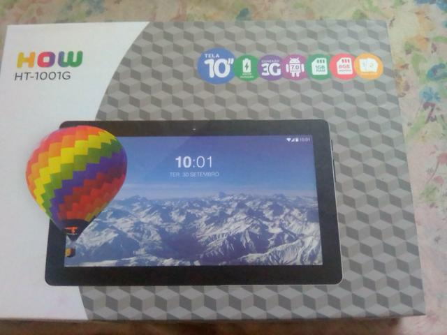 Vendo Tablet Novo