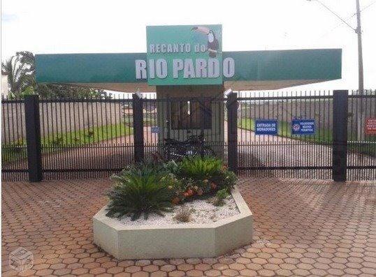 Terreno Recanto do Rio Pardo
