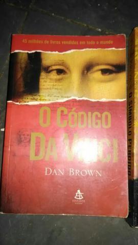 Livros Dan Brown - Foto 2