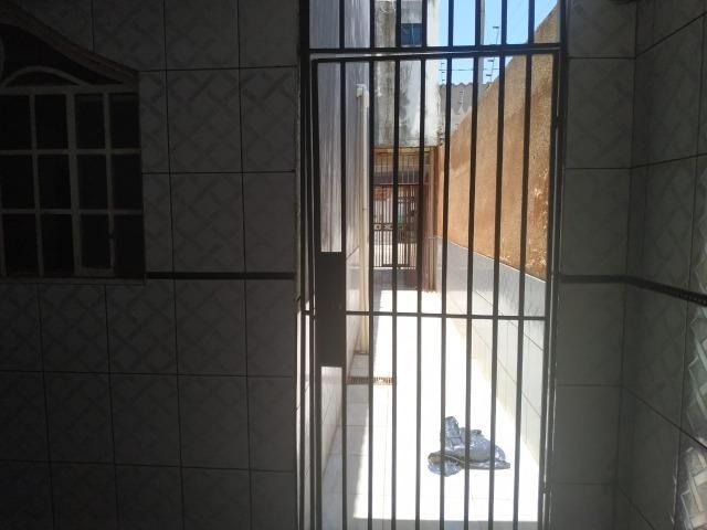 Vendo casa de andar samambaia norte aceita troca ap em taguatinga - Foto 7