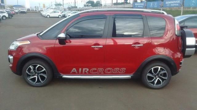 CITROEN AIRCROSS EXCLUSIVE 1.6 16V FLEXSTART Vermelho 2013/2014 - Foto 9