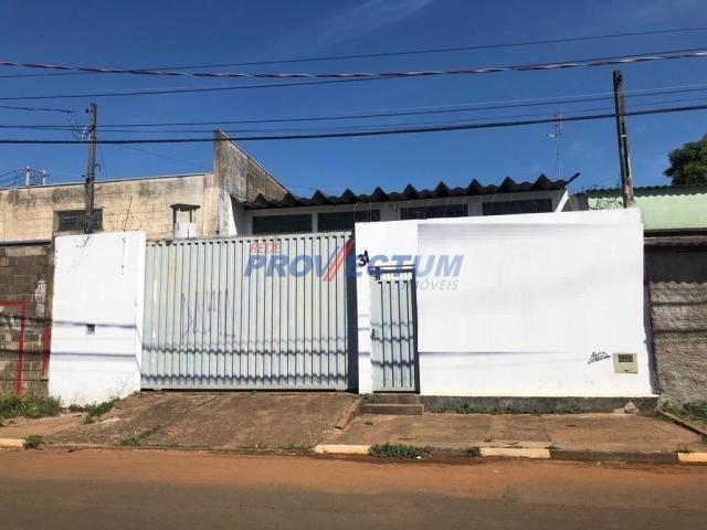 Galpão/depósito/armazém à venda em Jardim santa mônica, Campinas cod:BA269563
