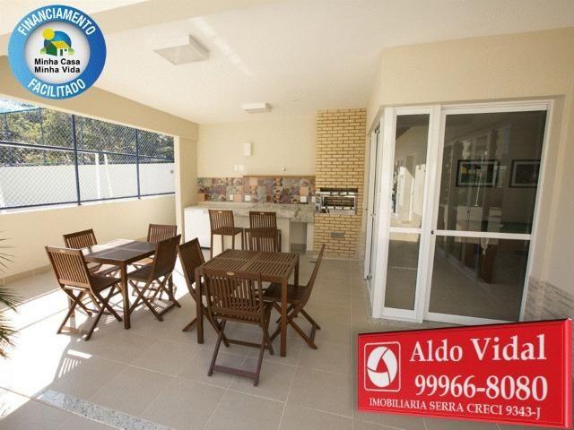ARV 30- Apto 2Q pronto C/Varanda, piscina, Club privativo em Morada de Laranjeiras - Foto 10