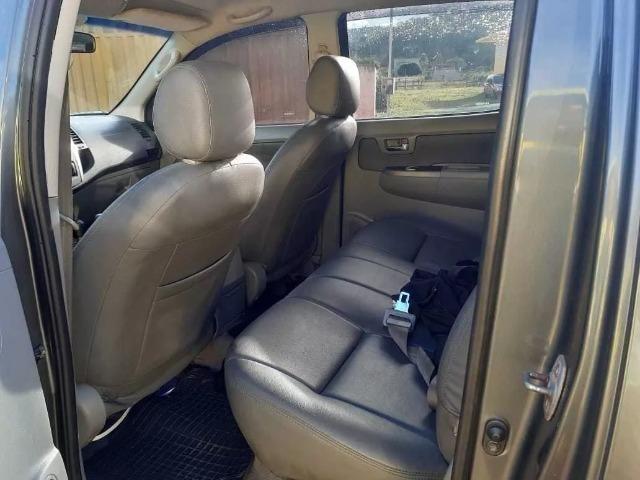 Toyota Hilux 3.0 Srv Cab. Dupla 4x4 Aut. 4p - Foto 6