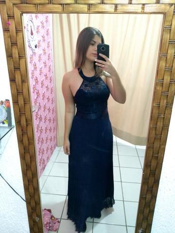 469562385 Aluga-se vestido azul marinho - Roupas e calçados - Mangabeira, João ...