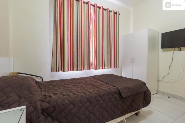 Apartamento para alugar com 1 dormitórios em Alto barroca, Belo horizonte cod:3327 - Foto 2