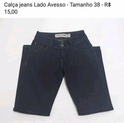 61bda71cf Calça Jeans - Roupas e calçados - São José, Santa Catarina 610503673 ...