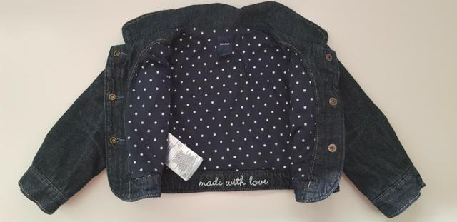 09855c5148 Jaqueta jeans GAP 18 24 m como nova!!! - Artigos infantis - Jardim ...