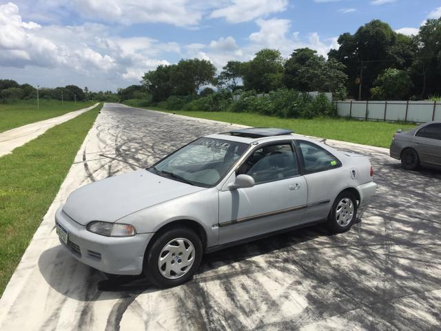 civic coupe 95 olx