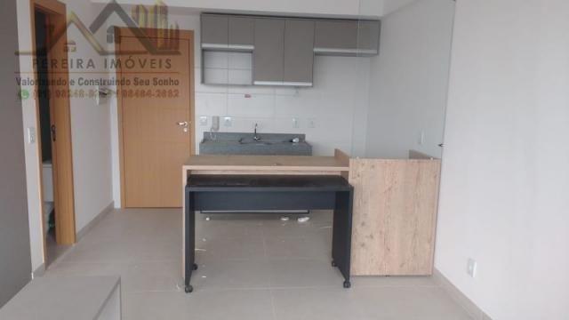 186 - Unique Studio Aluguel R$2.500,00 com Condomínio. - Foto 8